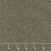 Country Charm - Country Graphics Autumn Green Yardage