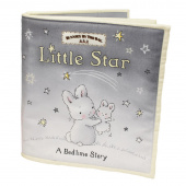 Little Star - Bunny Bedtime Yellow Book Panel