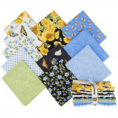 My Sunflower Garden Fat Quarter Bundle