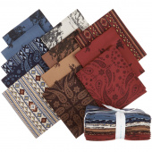 Back of the Chutes Fat Quarter Bundle