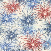 American Valor - Fireworks Tan Yardage
