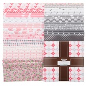 Cozy Cotton Flannels Blossom Ten Squares