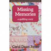 Missing Memories - A Quilting Cozy Series Book 8