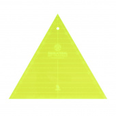 "Missouri Star 8"" Equilateral 60 Degree Triangle Ruler"