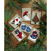 Gift Bag Ornaments Kit