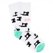 Featherweight Socks - Black Featherweights