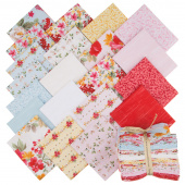 Farmhouse Floral Fat Quarter Bundle