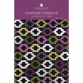 Diamond Terrace Quilt Pattern by Missouri Star