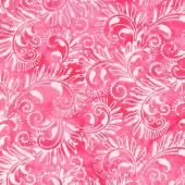 Bahama Batiks - Hot Pink Yardage