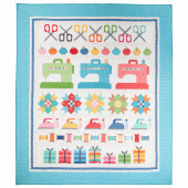 Lori Holt's Sew By Row Quilt Kit