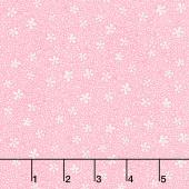 Darlene's Favorites - Flowers Baby Pink Yardage