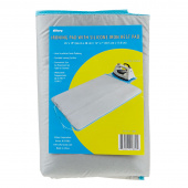 Ironing Pad with Silicone Iron Rest Pad