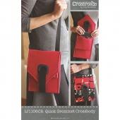 Crossroads Quick Grommet Crossbody Bag Pattern