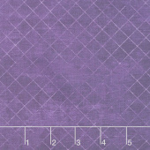 "Wilmington Essentials - Trellis Purple 108"" Wide Backing"