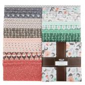 Fleurie Flannel Favorites Ten Squares