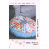 Petal Floor Pillow Pattern