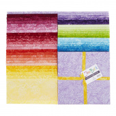 "Java Batiks Favorites Multi 10"" Squares"