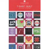 T-Shirt Quilt Pattern by Missouri Star