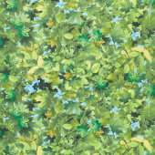 Morning Hike - Green Leaves Yardage