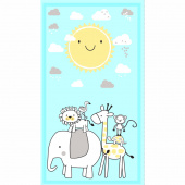 Little Sunshine - Large Multi Panel
