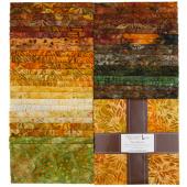 Artisan Batiks - Cornucopia 9 Ten Squares