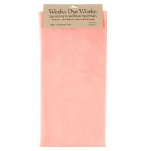 Weeks Dye Works Hand Over Dyed Wool Fat Quarter - Solid Sweetheart Rose