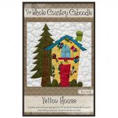 Yellow House Precut Fused Appliqué Pack