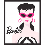 Barbie - White Panel