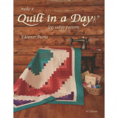 Make a Quilt in a Day Log Cabin Book 6th Edition