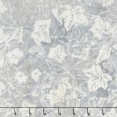 Tonga Batiks - Graphite Fallen Leaves Gravity Yardage