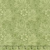 Kelmscott - Marigold Green Yardage