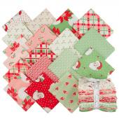 Swell Christmas Fat Quarter Bundle
