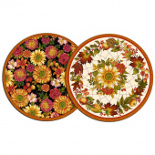 Autumn is Calling Reversible Place Mats Kit