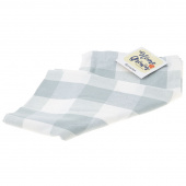 Home Grown Tea Towel - Buffalo Check Grey