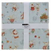 "Bunny Tales 10"" Squares"