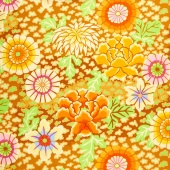 Kaffe Collective Spring 2017 - Sunshine Dream Yellow Yardage