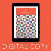 Digital Download - Hunter's Star Quilt Pattern by Missouri Star