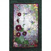 Hummingbirds & Hollyhocks Watercolor Kit
