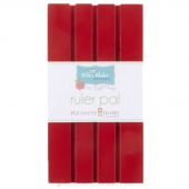 Ruler Pal Red