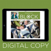 Digital Download - BLOCK Magazine Early Winter 2019 Volume 6 Issue 6