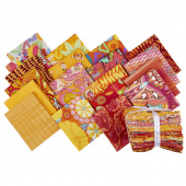 FreeSpirit Mystery Bundles Oranges Fat Quarter Bundle