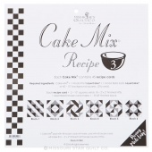 Cake Mix Recipe 3 by Miss Rosie's Quilt Co
