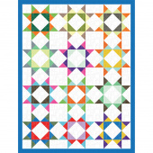 Missouri Star Kona Cotton Solid Missouri Star Quilt Kit