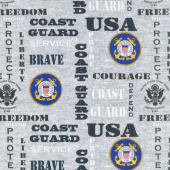 Military - Coast Guard Yardage