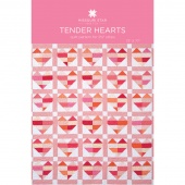 Tender Hearts Pattern by Missouri Star