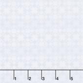 Holiday Heartland - Small Monotone Quilt Pattern Gray Yardage