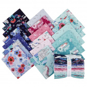 My Unicorn Sparkle Fat Quarter Bundle