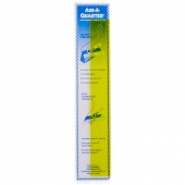 Add A-Quarter Ruler - 1.5in x 12in
