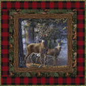 The Great Outdoors Mini Quilt Kit