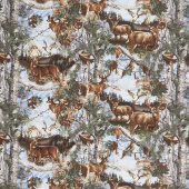Realtree - Heritage Proud Deer Scenic Yardage